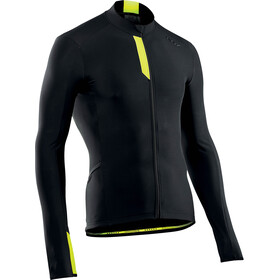 Northwave Fahrenheit Bike Jersey Longsleeve Men black